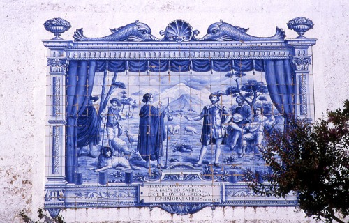Painel Gil Vicente